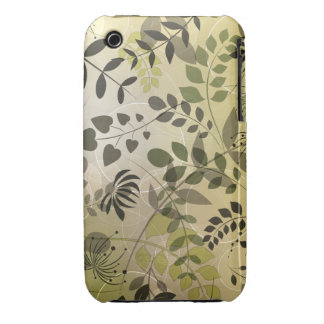 Nature Desgin iPhone 3 Cases