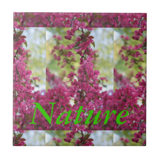 Nature Designer Art Tile
