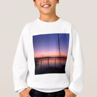 Nature Dusk Touch Of Pink Sweatshirt