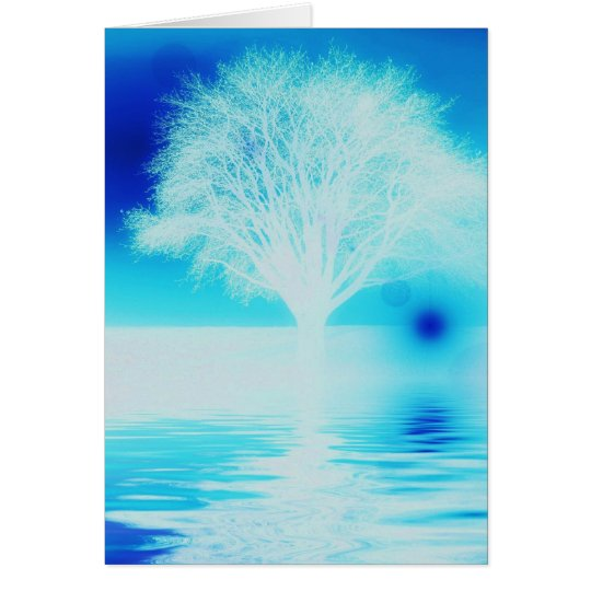 Nature Fashion Card