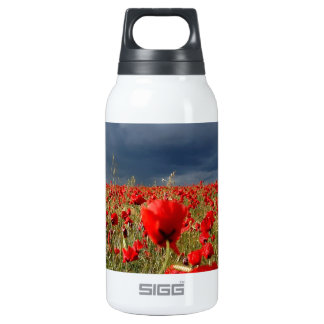 Nature Field Poppy Memories 0.3 Litre Insulated SIGG Thermos Water Bottle