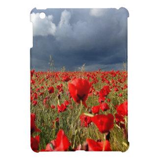 Nature Field Poppy Memories Case For The iPad Mini