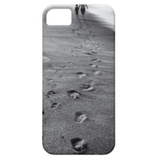 nature footprints iPhone 5 cover