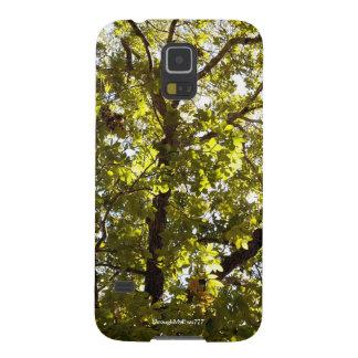 Nature Green Tree Galaxy S5 Case