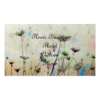 Nature In Colors Pack Of Standard Business Cards
