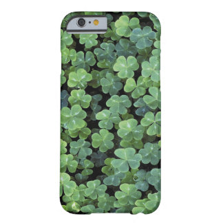 Nature Ireland Leaf Clover Barely There iPhone 6 Case
