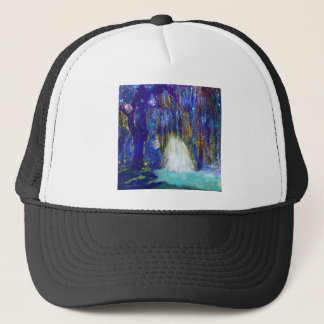 Nature is a fairy tale trucker hat
