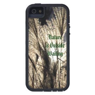 """Nature is Waiting"" Nature Lover iPhone Case"