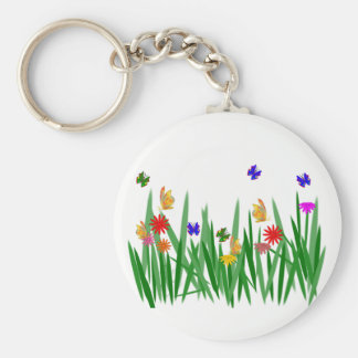 Nature Key Ring