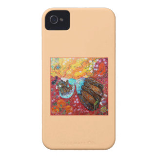 Nature Lady and the Seasons of the Year Blackberry Bold Cases