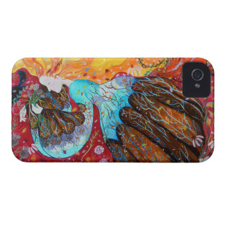 Nature Lady and the Seasons of the Year Blackberry Bold Cover