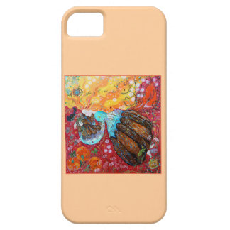 Nature Lady and the Seasons of the Year Case For The iPhone 5