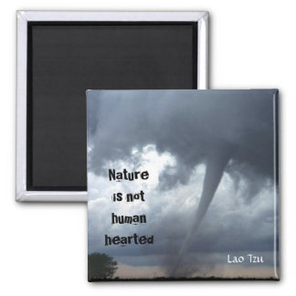 Nature Lao Tzu Quote Magnet