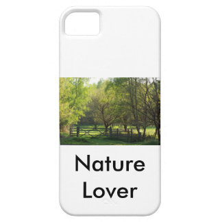 Nature Lover Case For The iPhone 5