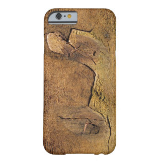 Nature Lover Cedar Woody Abstract Art Barely There iPhone 6 Case