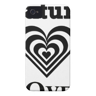 Nature Lover design Case-Mate iPhone 4 Case