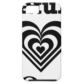Nature Lover design Tough iPhone 5 Case