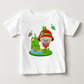 Nature Lover Frog Faery T-shirt