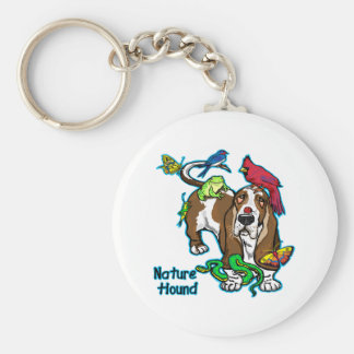Nature Lover Key Ring