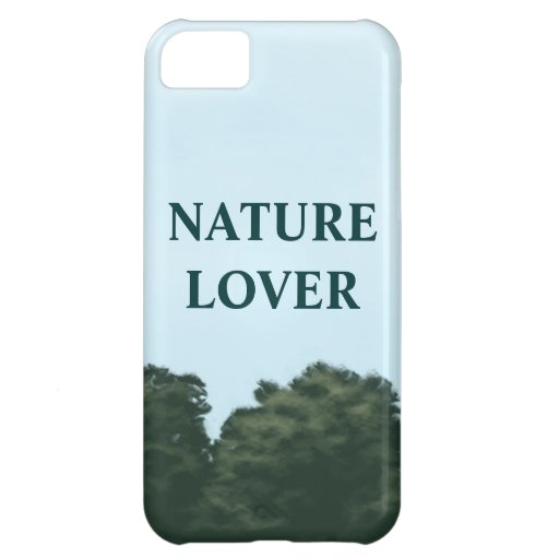 nature lover landscape panorama iPhone 5C cover