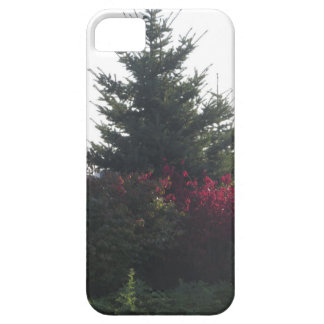 Nature lovers gifts Tree Flowers Template add TEXT iPhone 5 Case