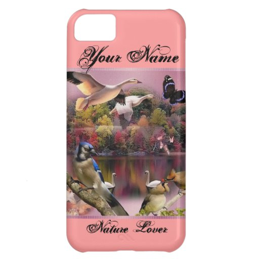 Nature Lover's IPhone5 Case Cover For iPhone 5C
