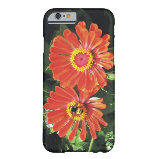 Nature Lovers' Springs Flowers & Bee Barely There iPhone 6 Case