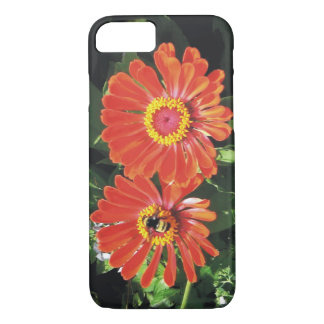 Nature Lovers' Springs Flowers & Bee iPhone 7 Case
