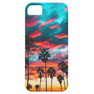 Nature marries barely there iPhone 5 case