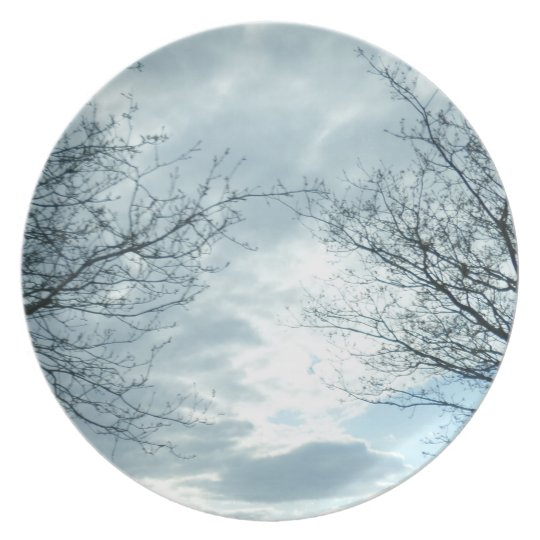 Nature Melamine Plate
