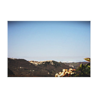 Nature - Molise Canvas Print