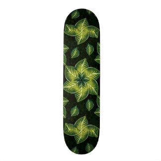 Nature Motif Decorative Skateboard Deck