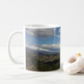Nature Mugs: Open Air Mountains Coffee Mug