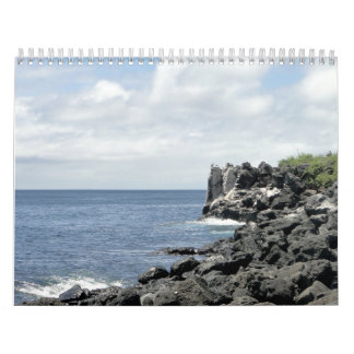 nature of the Galapagos Wall Calendars