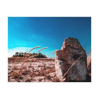 Nature photography |  coastline | beach canvas print