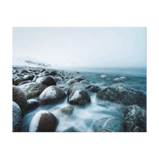 Nature photography |  coastline | ocean canvas print