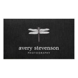 Nature Photography Dragonfly Pack Of Standard Business Cards