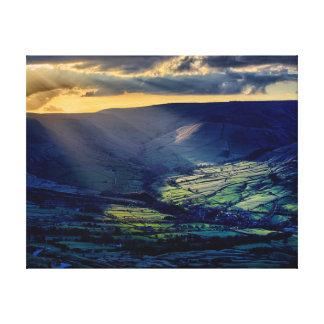Nature photography | Landscape Canvas Print