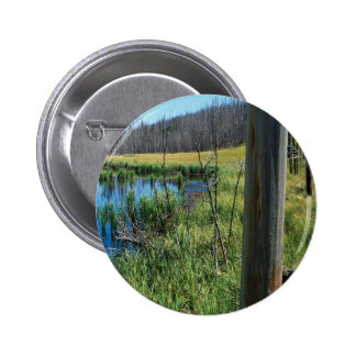 Nature Reserve Wilderness Water Hole Buttons