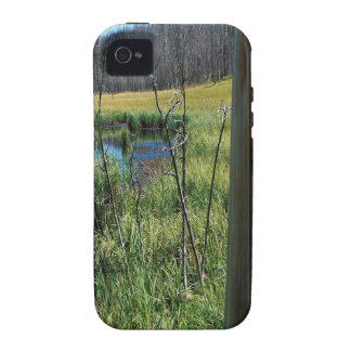 Nature Reserve Wilderness Water Hole Vibe iPhone 4 Covers