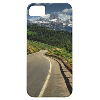 Nature Road Mountian Valley iPhone 5 Cover