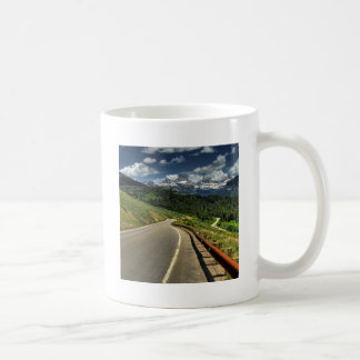 Nature Road Mountian Valley Coffee Mug