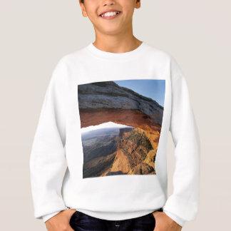 Nature Rocks Mountain View Rock Climbing Sweatshirt