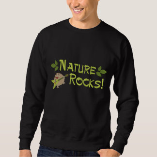 Nature Rocks Sweatshirt