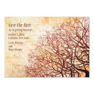 Nature Save the Date Announcement / Invitation