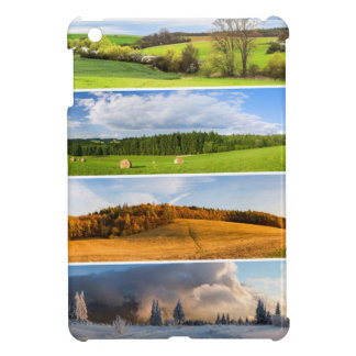 Nature scenes iPad mini covers