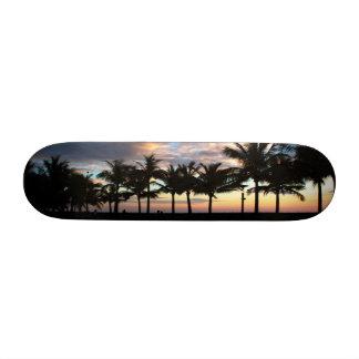Nature Skateboarding Deck 20.6 Cm Skateboard Deck