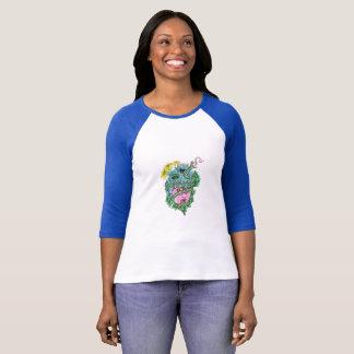 Nature Skull T-Shirt