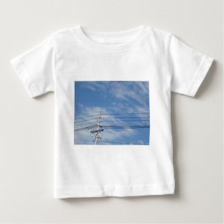 Nature Skyline NewJersey USA Cloud GIFTS nvn673 fu Infant T-Shirt