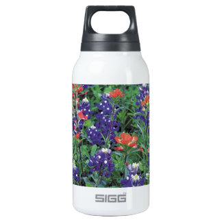 Nature Spring Flower Purple Spring 0.3 Litre Insulated SIGG Thermos Water Bottle